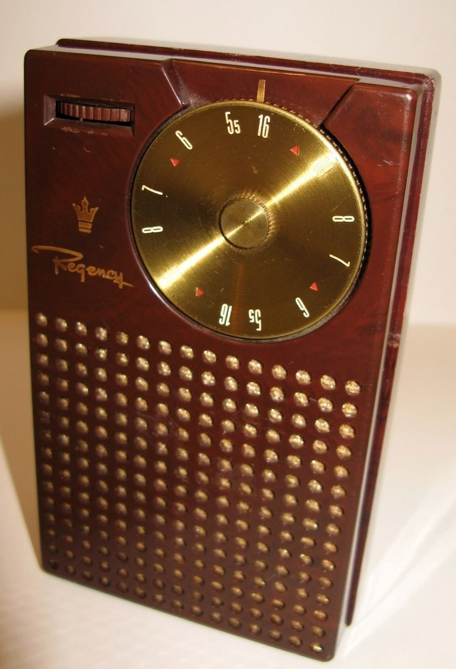 Regency Tr 1 Transistor Radio 1954 24 Inventions That