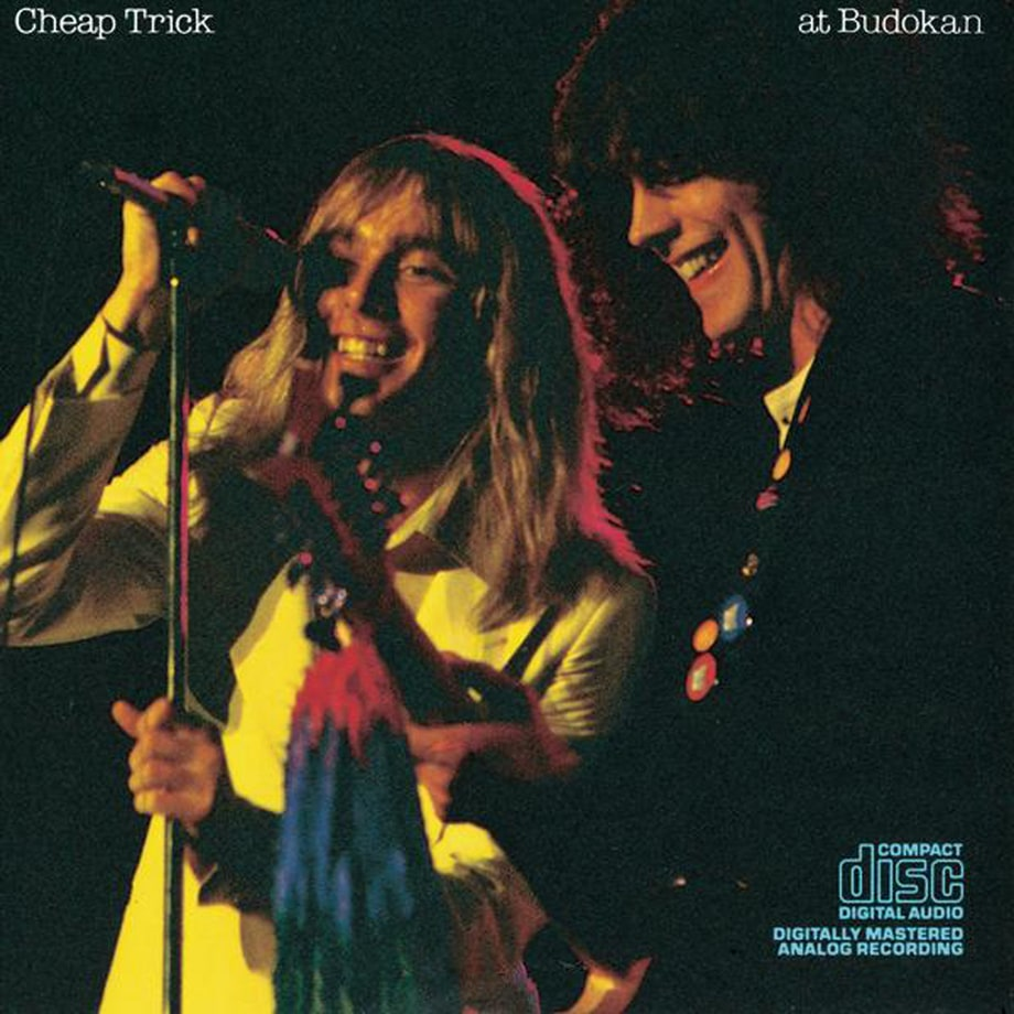 6. Cheap Trick - 'Live at Budakan'