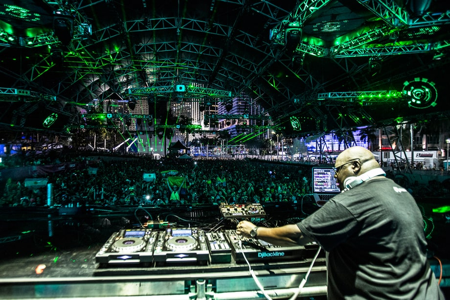 The Carl Cox & Friends Stage