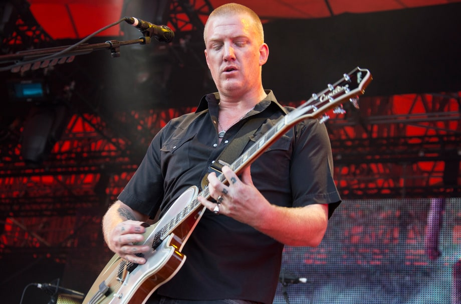 Josh Homme (Queens of the Stone Age)