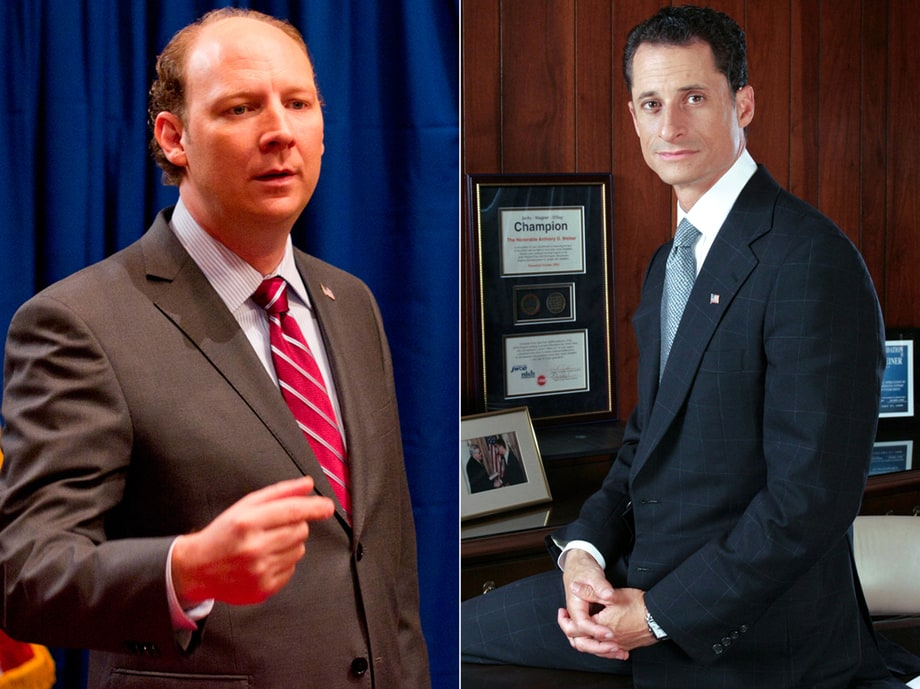 Roger Furlong and Anthony Weiner