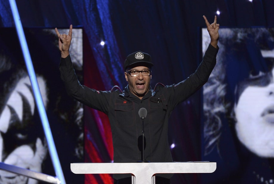 Best Rock & Roll Endorsement: Tom Morello's Speech for Kiss