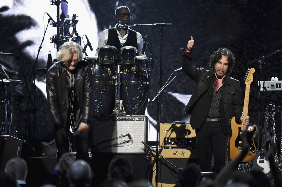 Best Dance Opportunity: Hall & Oates' Performance