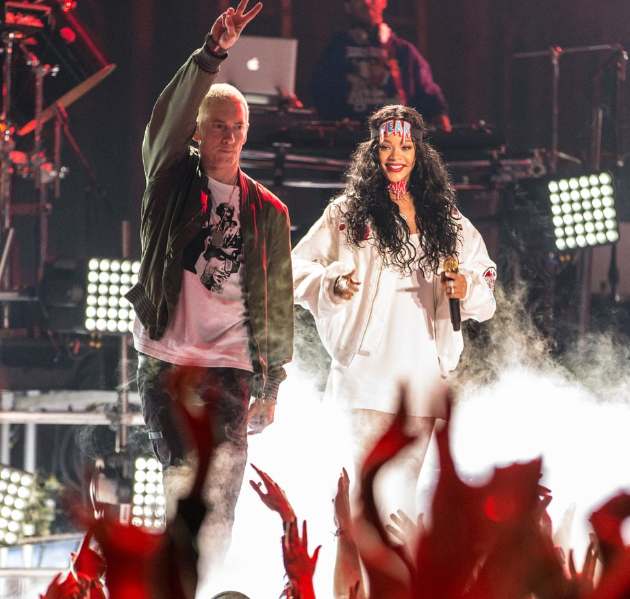 BEST: Eminem and Rihanna Performing 'Monster'