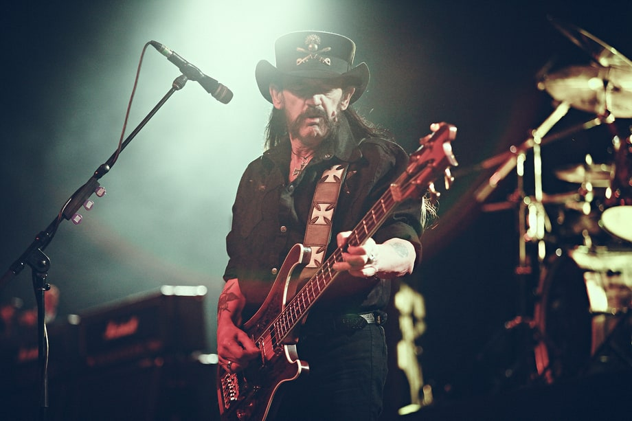 Best Return to Action: Motorhead's Lemmy Kilmister