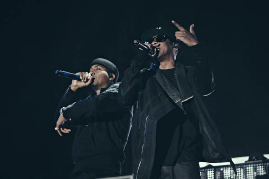 Best Interruption of a Classic Album: Jay Z Cameos With Nas