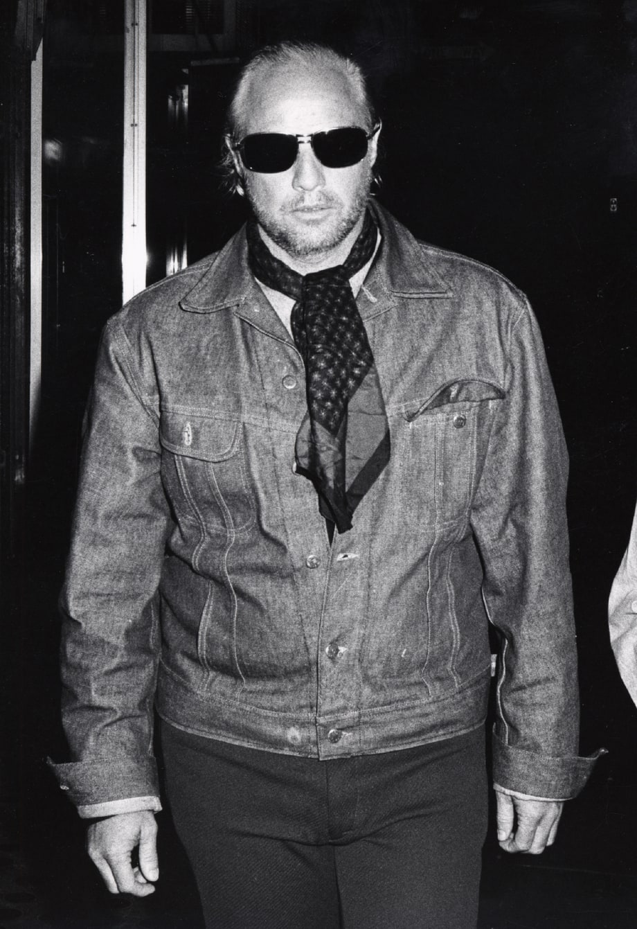 Marlon Brando Packs A Punch Oh Snap 20 Landmark
