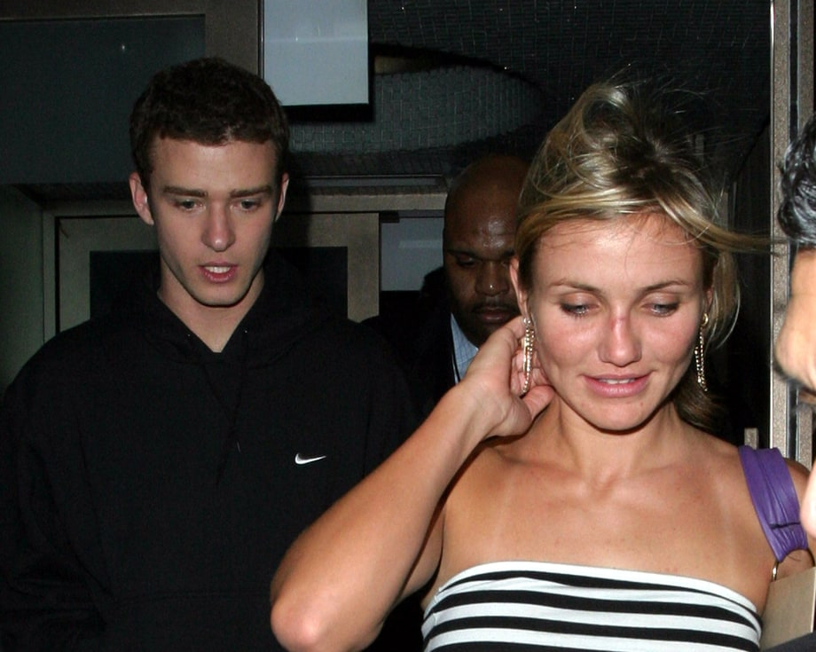 justin timberlake and cameron diaz still dating