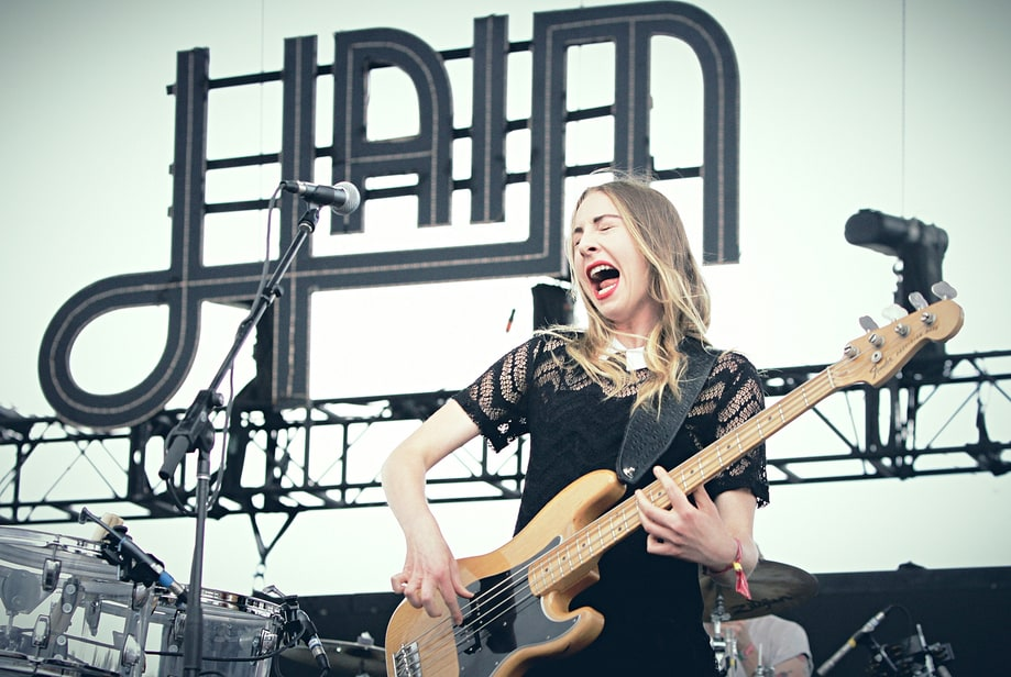 Most Unexpected Blues Explosion: HAIM
