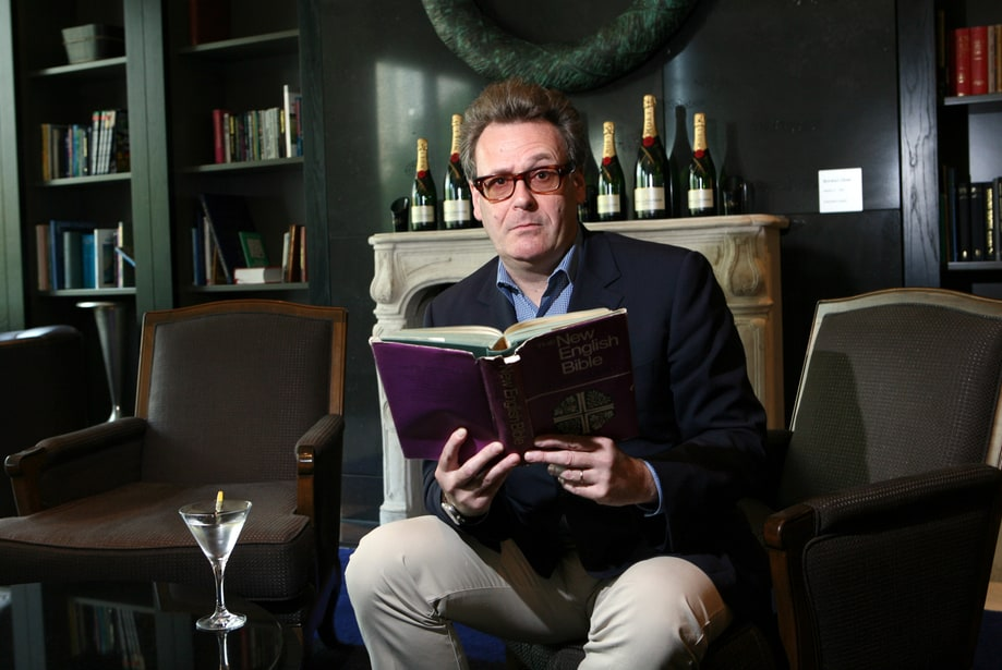 8. 'Greg Proops Is the Smartest Man in the World'