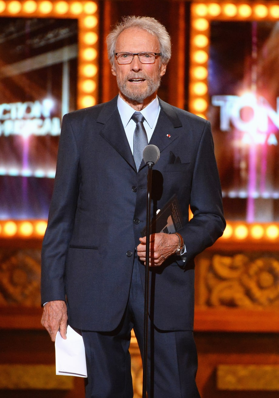 WORST: Clint Eastwood Presenting Awards