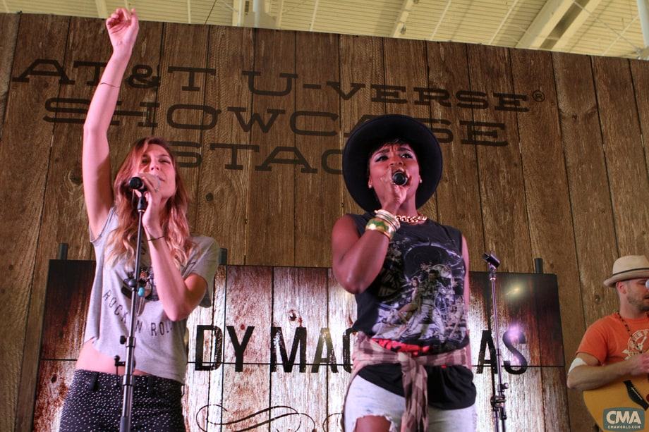 Best Unsigned Duo: The Muddy Magnolias