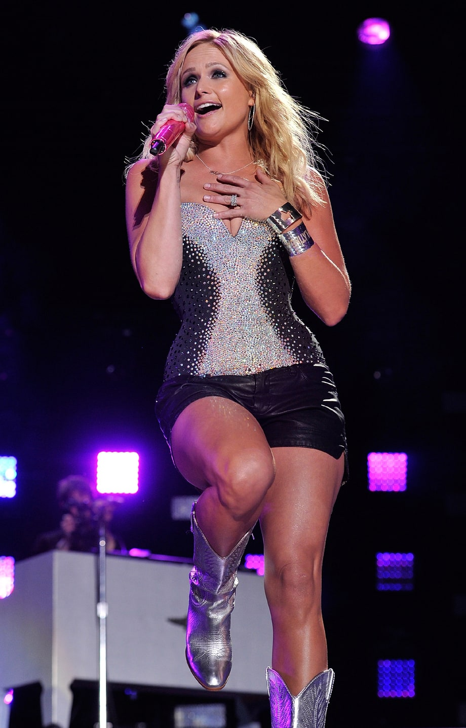 Best Main Stage Set: Miranda Lambert