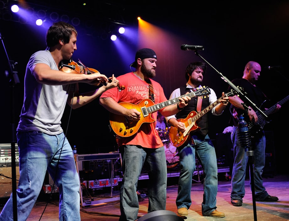 Zac Brown Band, 2009
