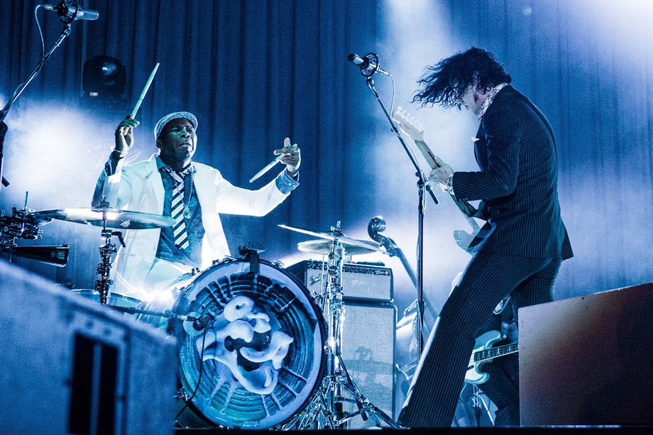 Best Excuse to Complain About EDM: Jack White
