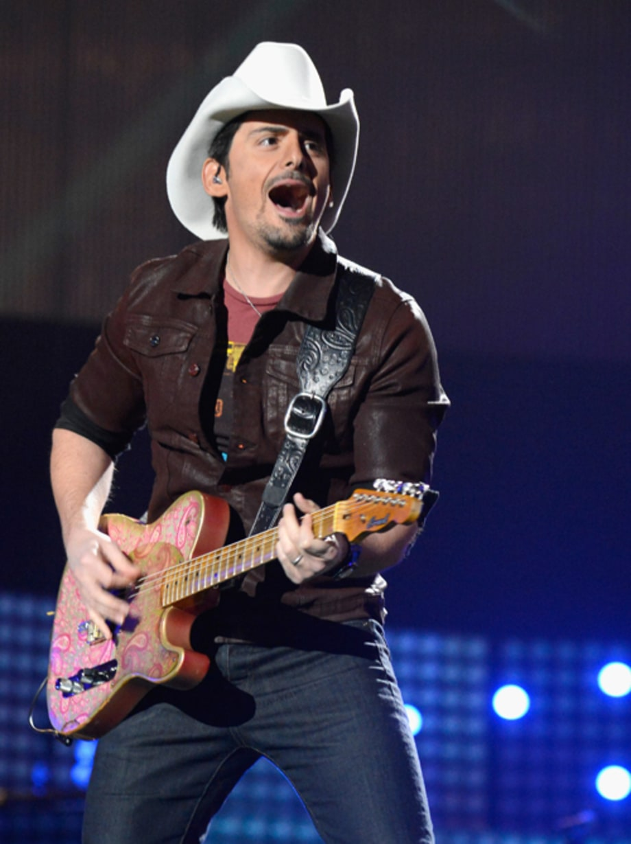 Brad Paisley's 'Accidental Racist' (April 2013)