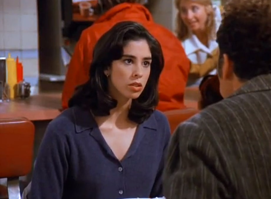Sarah Silverman ('Emily With the Jimmy Legs')