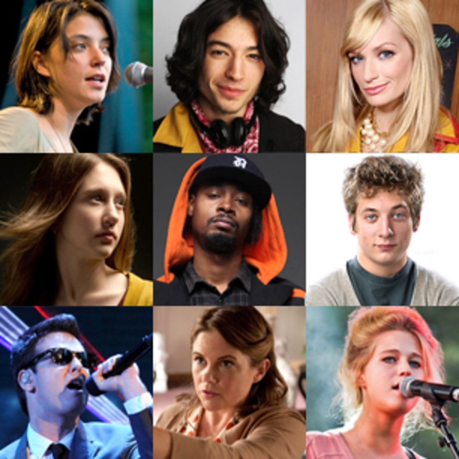 New Faces 2012