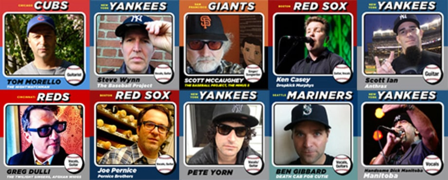 High and Tight: Our Rock & Roll Baseball Experts Sound Off