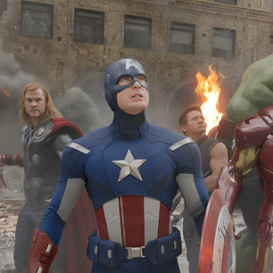 Rolling Stone Readers' Favorite Avengers