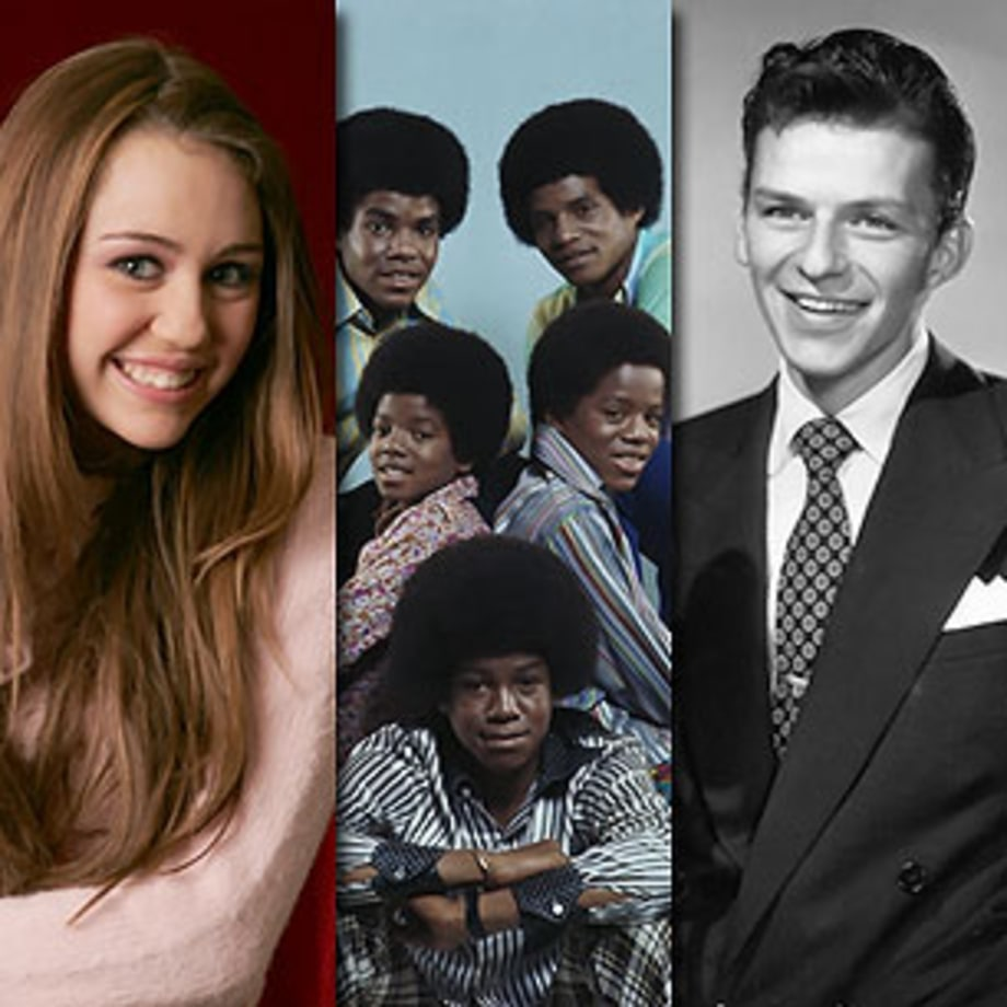 The Top 25 Teen Idol Breakout Moments