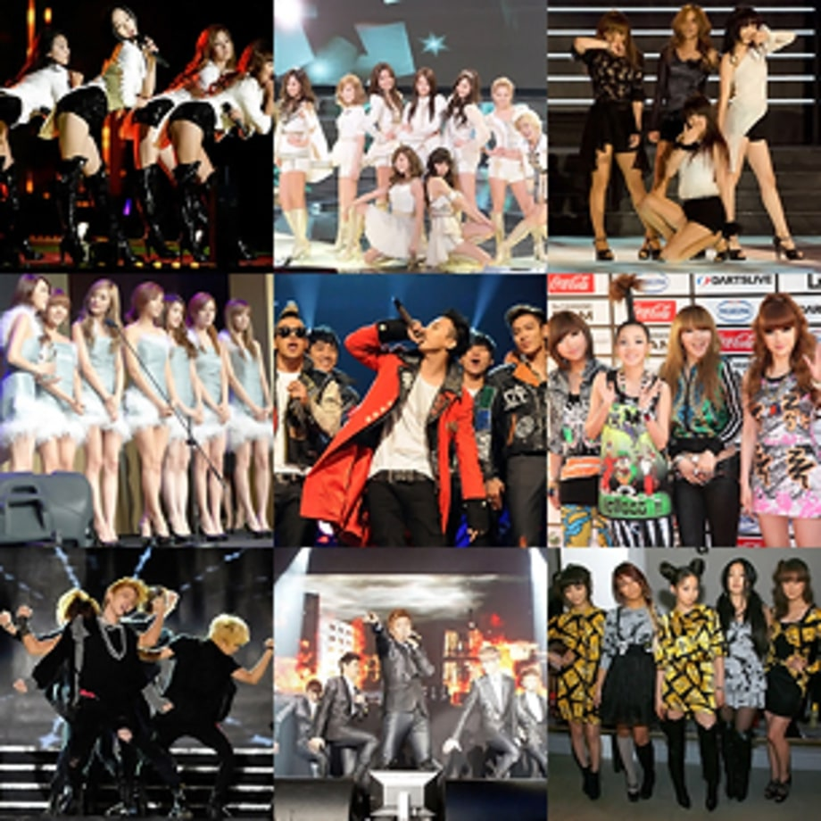 The 10 K-Pop Groups Most Likely to Break in America