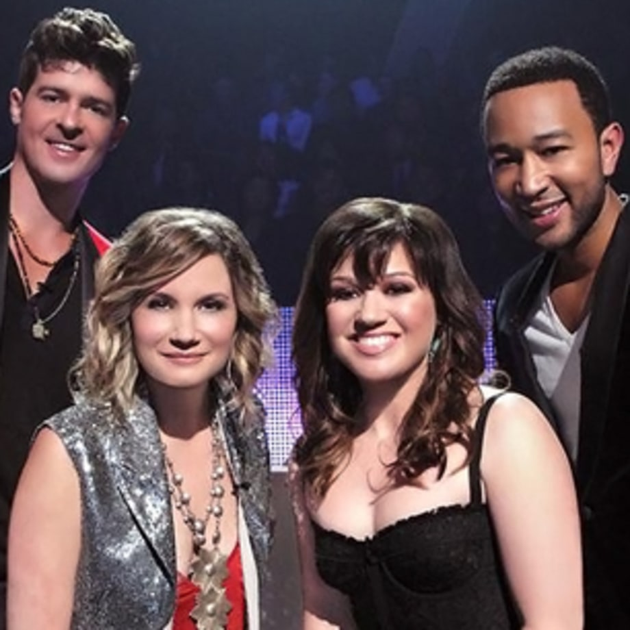 Meet the 'Duets' Superstars: Kelly Clarkson, Robin Thicke, John Legend and Jennifer Nettles Take on ABC's New Show