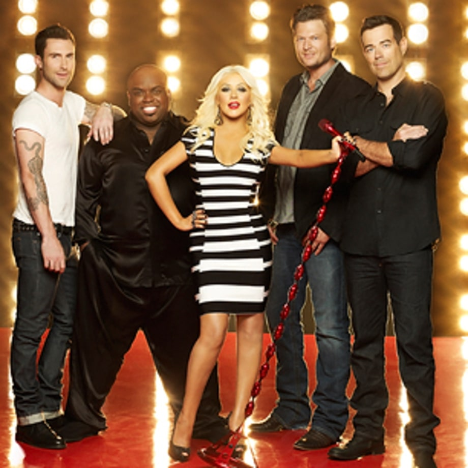 'The Voice' Season Three Awards