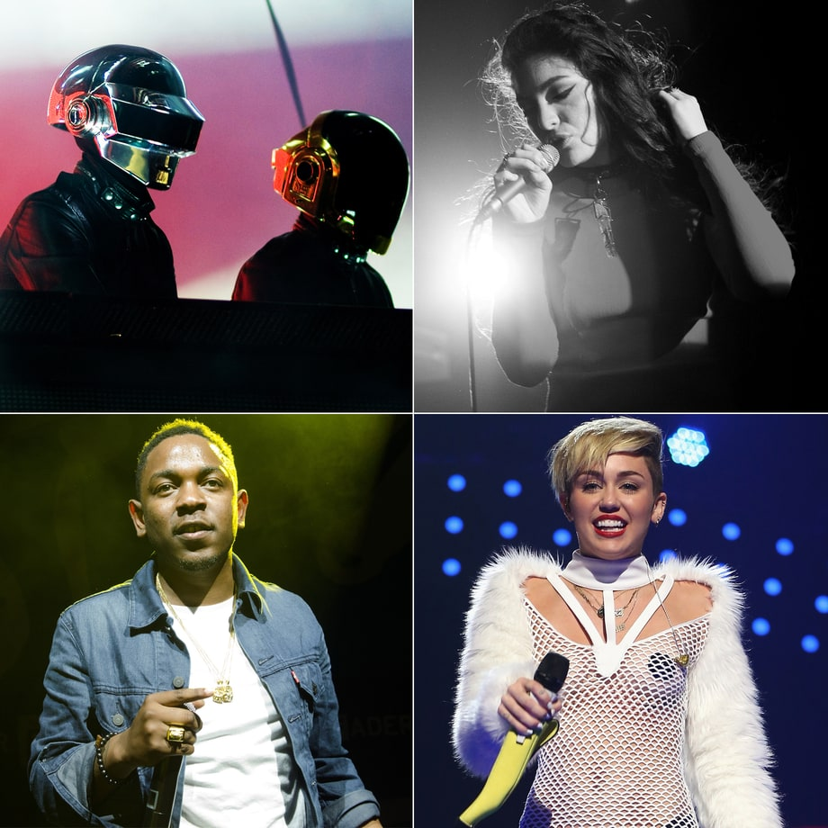 100 Best Songs of 2013