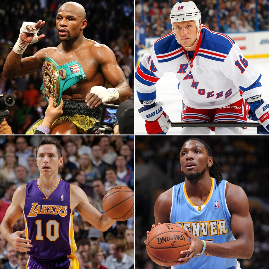 18 Pro Athletes Who Support Same-Sex Marriage