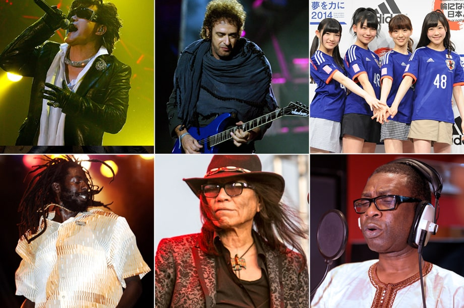 20 Hugely Popular Musicians Who Haven't Gotten Famous in America (Yet)