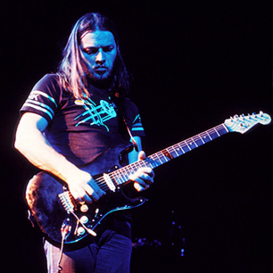 David Gilmour 100 Greatest Guitarists David Fricke S
