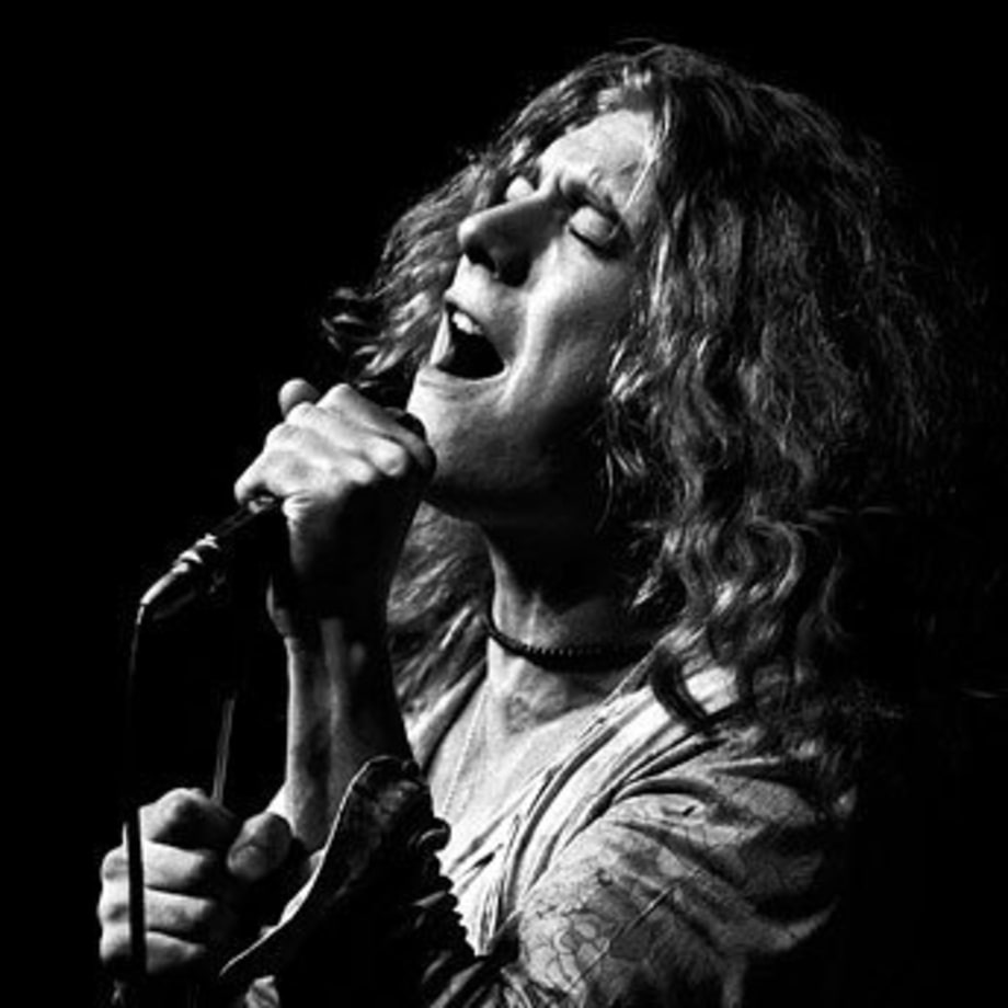 Robert Plant   100 Gre...