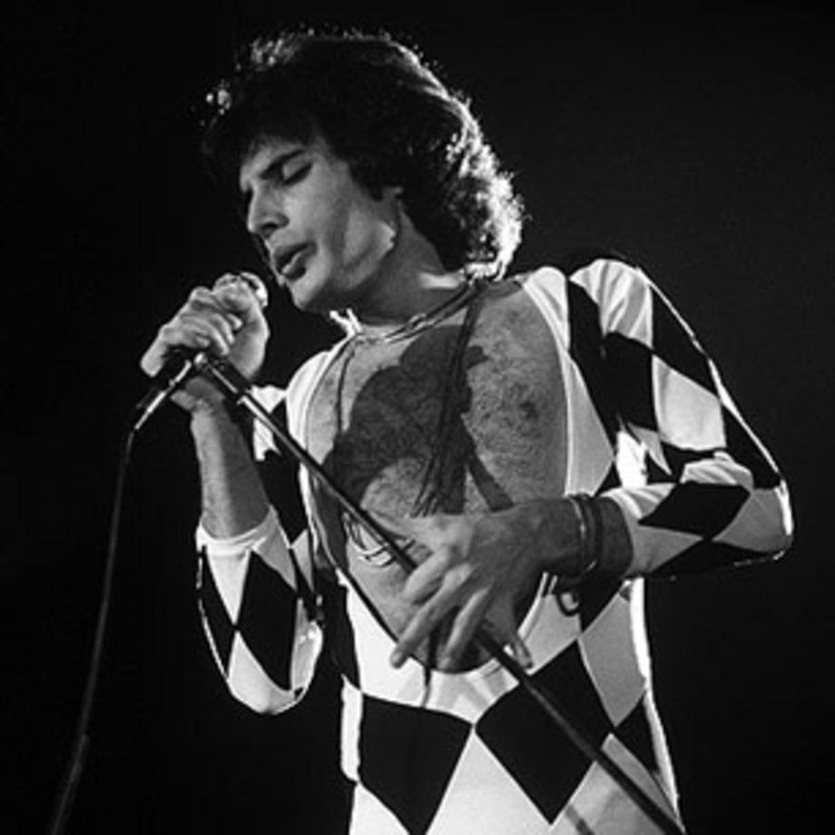 freddie mercury 100 greatest singers of all time