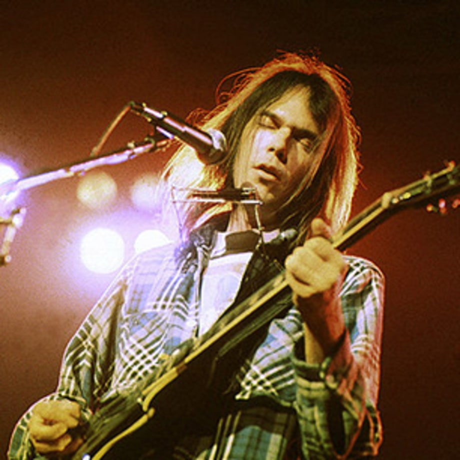 Neil Young & The Bluenotes - Ten Men Workin'