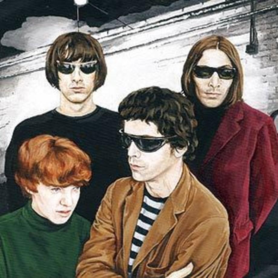 The Velvet Underground   100 Greatest Artists   Rolling Stone
