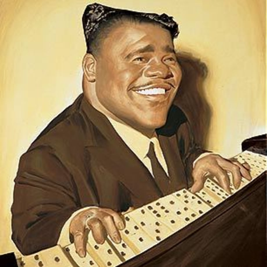 Fats Domino | 100 Greatest Artists | Rolling Stone