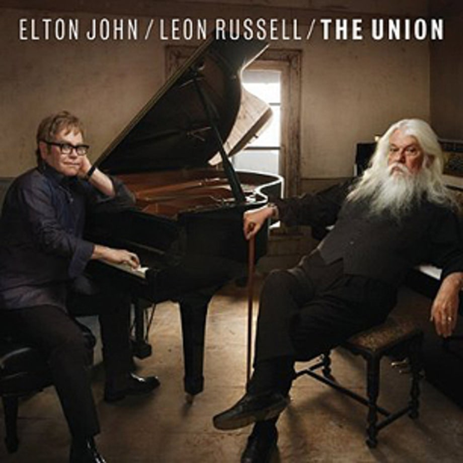 Elton John and Leon Russell, The Union