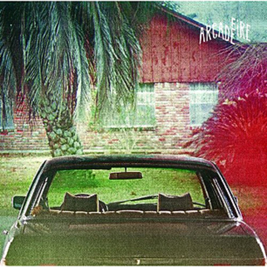 Arcade Fire, 'The Suburbs'