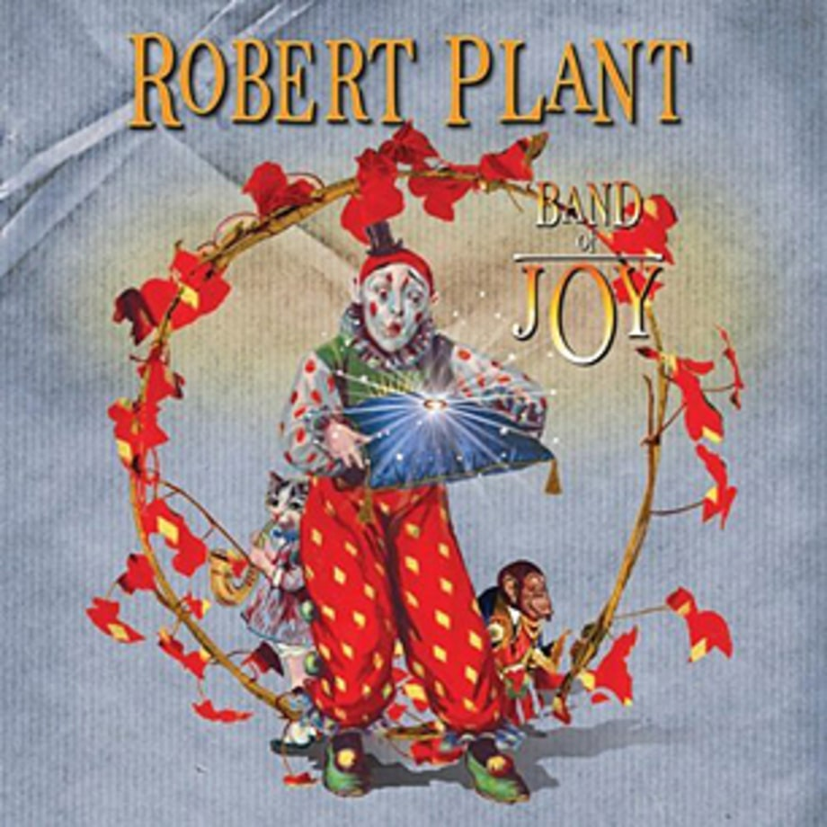 Robert Plant, 'Band of Joy'