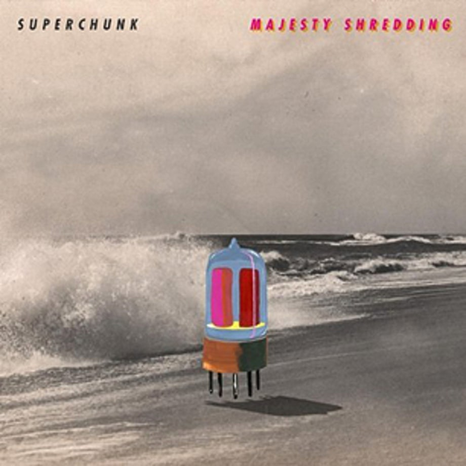 Superchunk, 'Majesty Shredding'