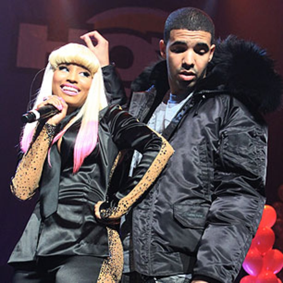 Drake feat. Nicki Minaj,