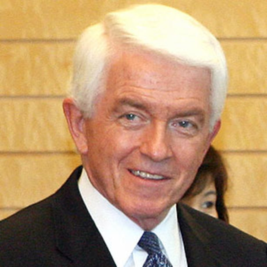 Tom Donahue<br><em>President, U.S. Chamber of Commerce</em>