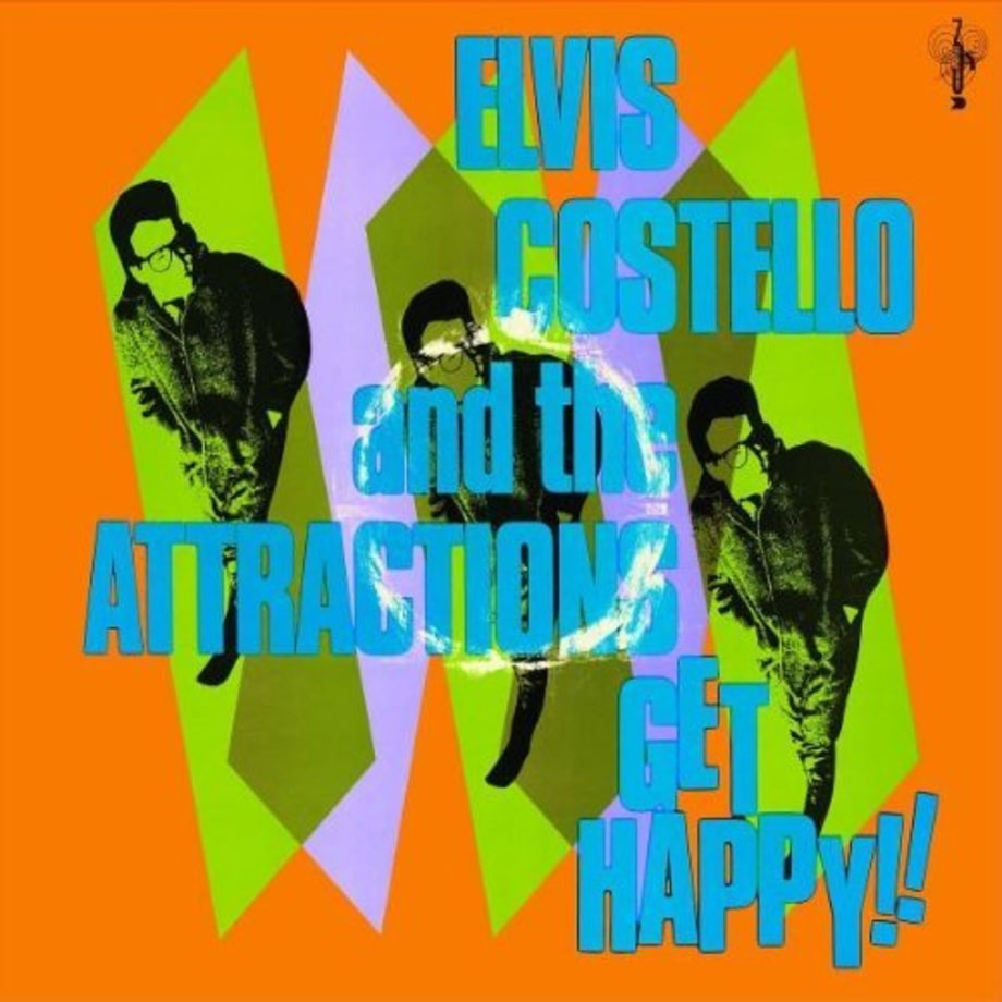 Elvis Costello and the Attractions, 'Get Happy!'