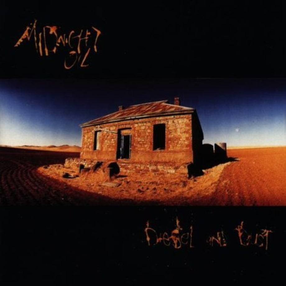 Midnight Oil, 'Diesel and Dust'