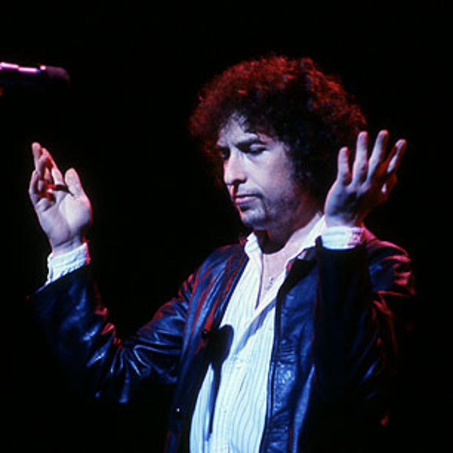 Bob Dylan Gets Born Again