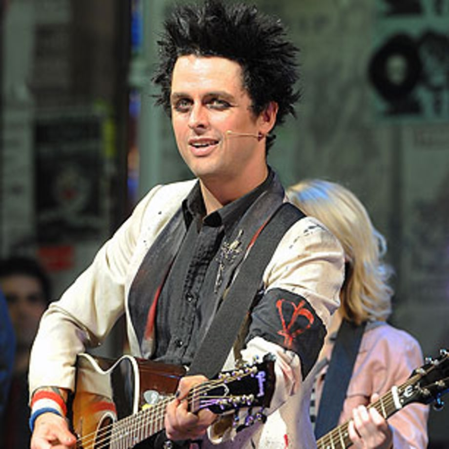 Green Day Go Broadway