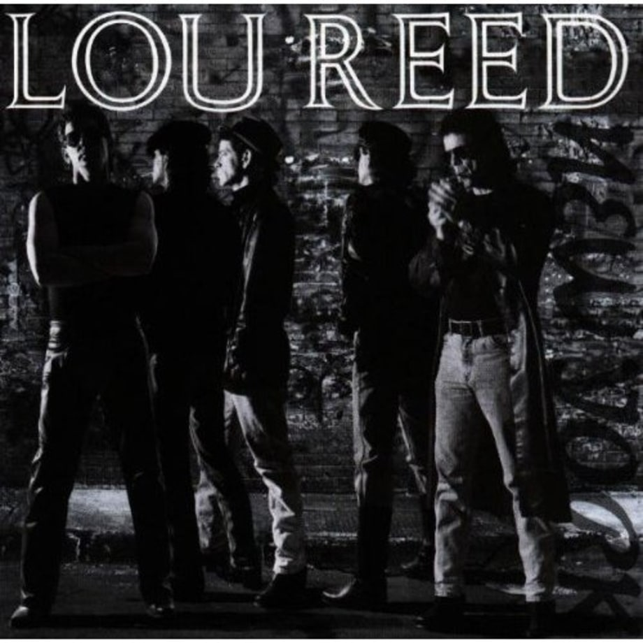 Lou Reed, 'New York'