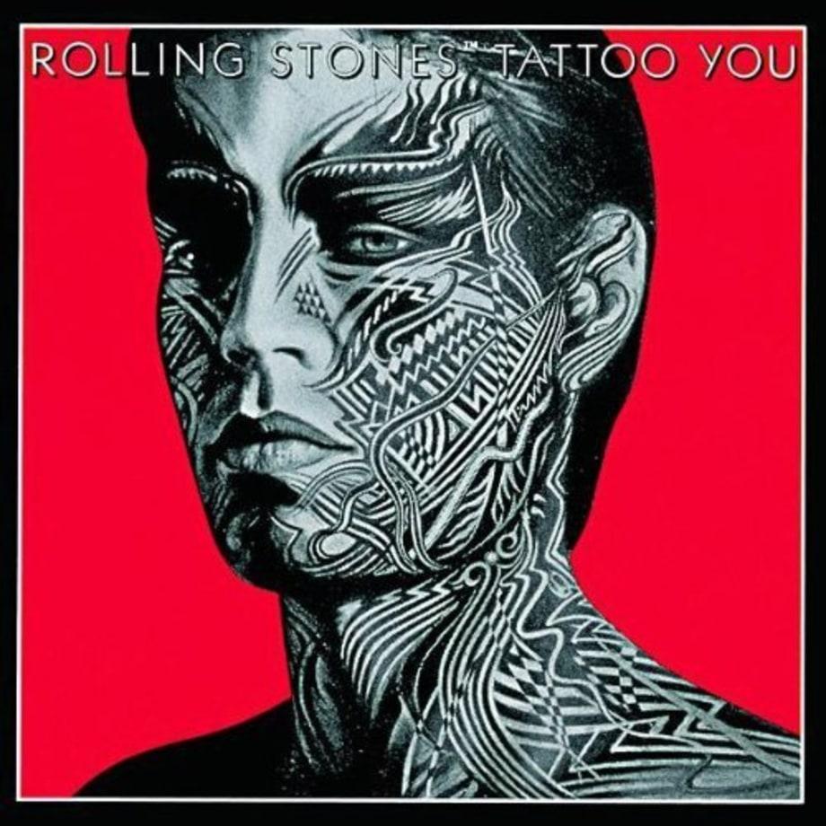 rolling stones tattoo albums music eighties stone rollingstone