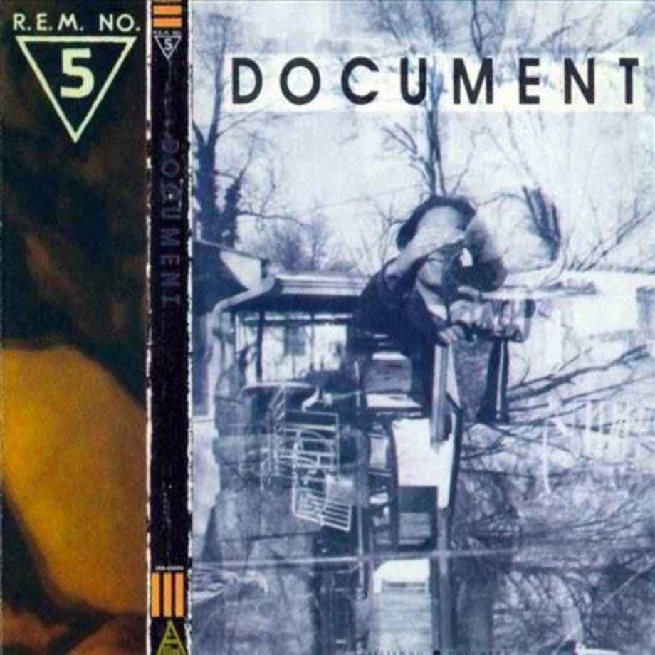 R.E.M., 'Document'